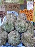 [Picture: Durian Fruit]
