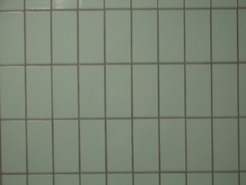 [Picture: Tiled wall]