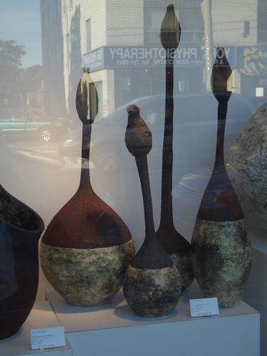 [Picture: Ceramic art]