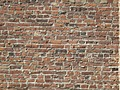 [Picture: Old brick wall]
