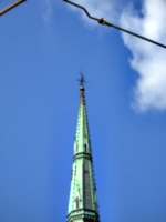 [Picture: St James Cathedral vertical panorama element]