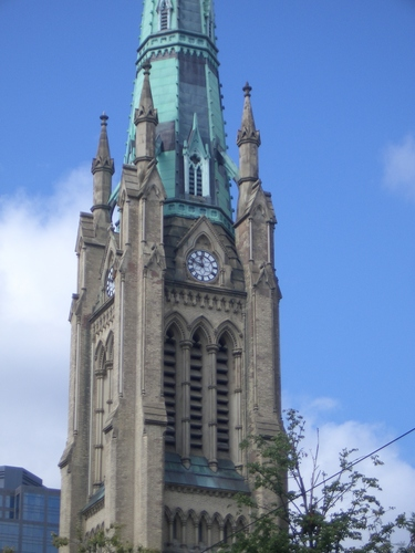 [Picture: St James Cathedral vertical panorama element 3]