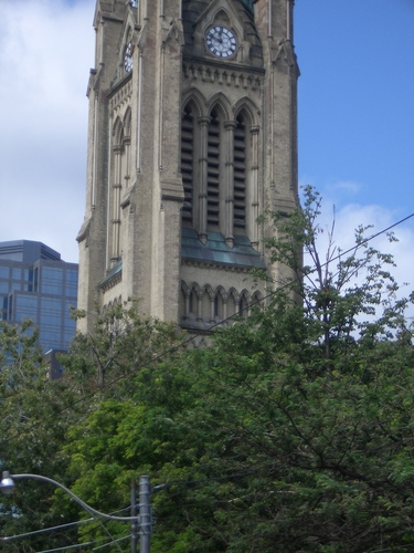[Picture: St James Cathedral vertical panorama element 4]