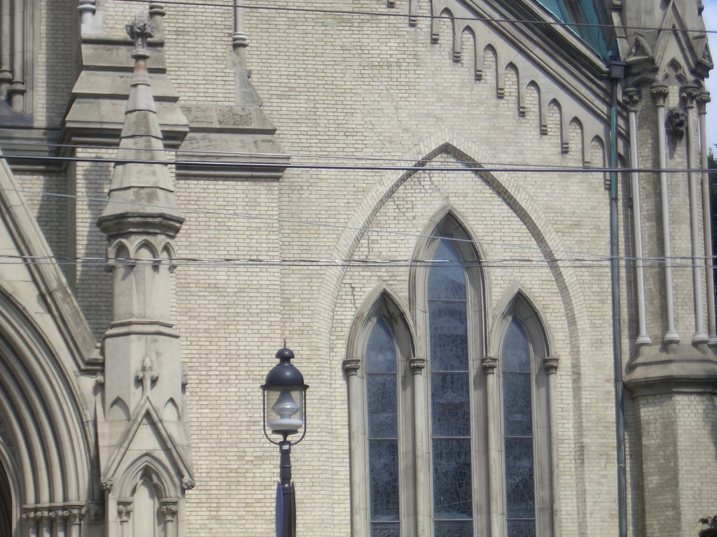 [Picture: St James Cathedral vertical panorama element 16]