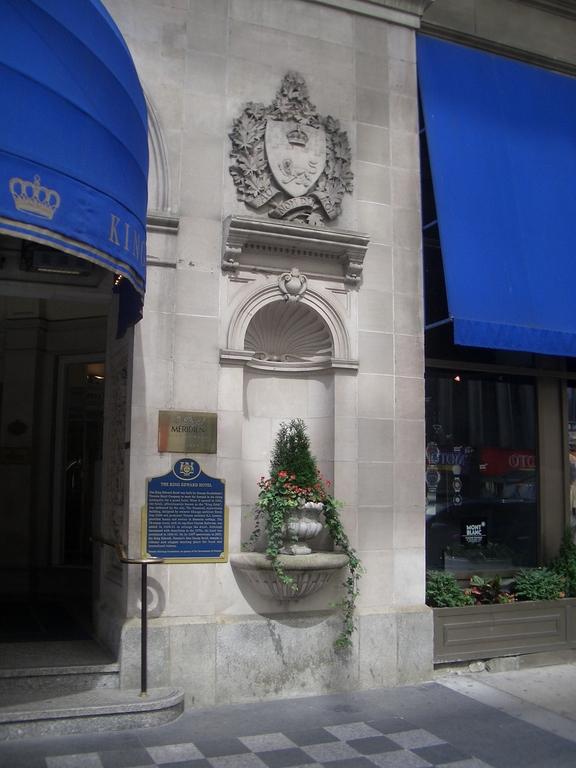 [Picture: King Edward Hotel niche]