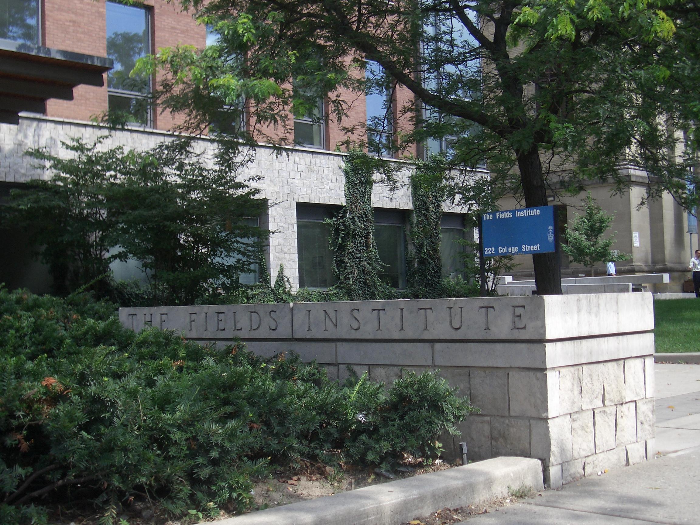 [Picture: Fields Institute 3]