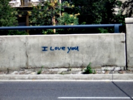 [Picture: I love you]