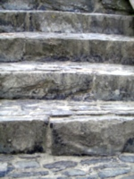 [picture: Stone steps]