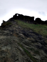 [picture: Ruins of Tintagel Castle 14: Looking Up]