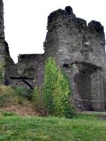 [picture: Restormel Castle 3: The Gatehouse]