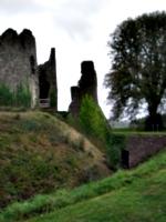 [picture: Restormel Castle 4: The Gatehouse 2]