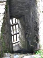 [picture: Restormel Castle 19: Barred Doorway]