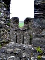 [picture: Restormel Castle 25: On the castle roof 2]