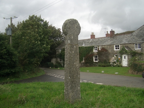 [Picture: Standing stone 3]