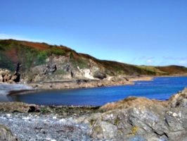 [picture: Porthallow Beach 4]