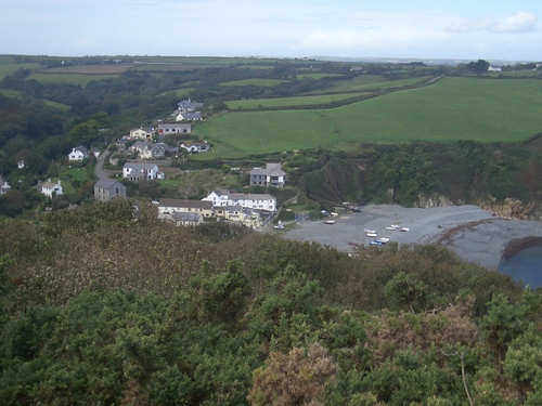 [Picture: Porthallow Beach 3]
