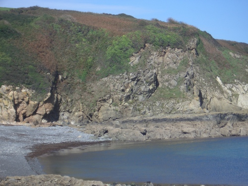 [Picture: Porthallow Beach 5]