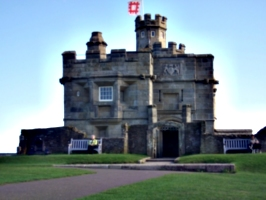 [picture: Pendennis Castle 13: the castle alone]