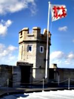 [picture: Pendennis Castle 49: Castle turret 2]
