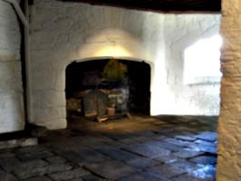 [picture: Pendennis Castle 50: Castle hearth]