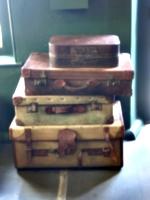 [picture: Pendennis Castle 53: suitcases]