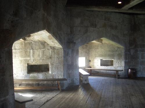 [Picture: Pendennis Castle 35: Gun positions]