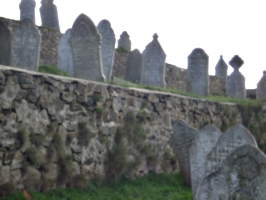 [picture: Cornish graveyard 3]