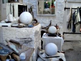 [picture: Barbara Hepworth Musem & Sculpture Gallery 5: studio]