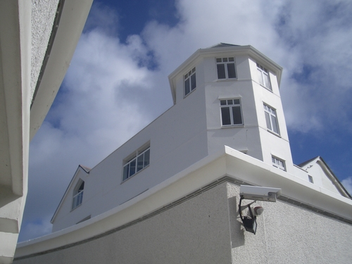 [Picture: Modern White Tower 3]