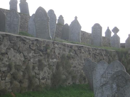 [Picture: Cornish graveyard 3]