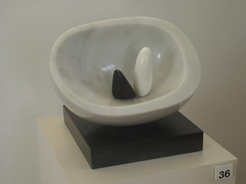 [Picture: Barbara Hepworth Musem & Sculpture Gallery 4: Item 36]