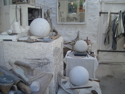 [Picture: Barbara Hepworth Musem & Sculpture Gallery 5: studio]