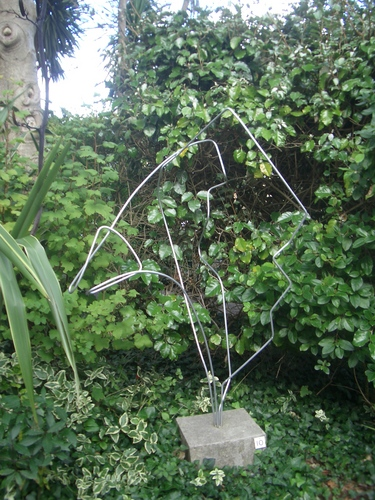 [Picture: Barbara Hepworth Musem & Sculpture Gallery 15: coat hanger]