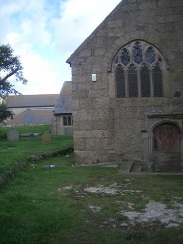 [Picture: Parish Church 16: Church and Graveyard]