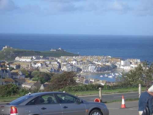 [Picture: View of St Ives]