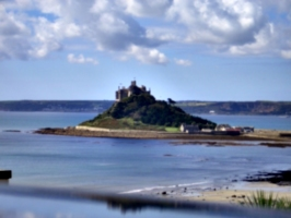 [picture: St Michael's Mount: View from afar]