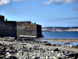 [picture: Castle harbour]