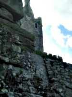 [picture: First glimpse of the castle 2]