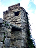[picture: Ruined tower]