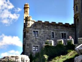 [picture: Castle walls]