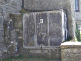 [picture: 1784 water tank]