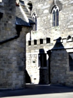 [picture: Inner courtyard of the Castle]