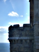 [picture: Round castle tower 2]
