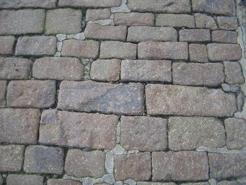[Picture: Cobblestones 2]