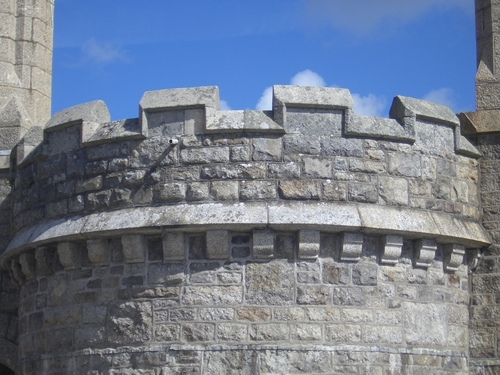 [Picture: Round tower 3]