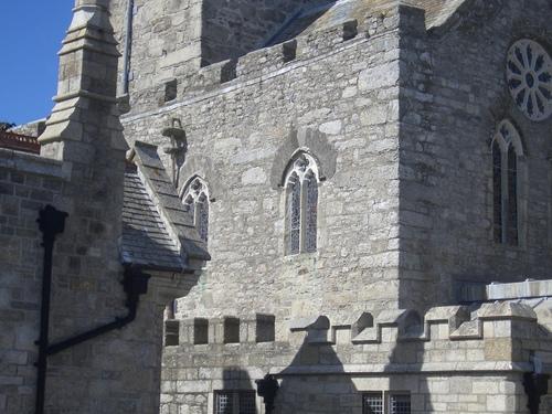 [Picture: Castle architecture]