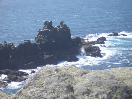 [Picture: Land's End Cliffs 2]