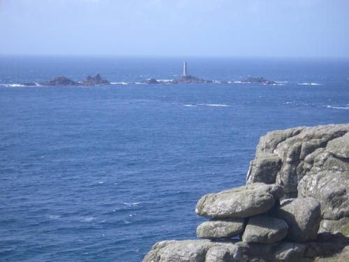 [Picture: Distant lighthouse 2]