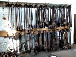 [picture: Iron tools]