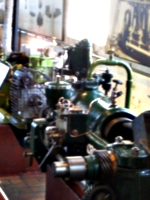 [picture: Industrial engines from boats or mills: 1]